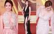 Sự kiện sinh nhật TVB 50 năm: Hoa hậu, Á hậu lẫn diễn viên phụ tranh nhau khoe vòng 1 đến mức phản cảm