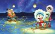 Hè này nhất định cùng Doraemon đi trốn nóng đến tận Nam Cực Kachi Kochi!