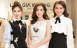 Bộ đôi Hoa hậu Thu Thảo - Mỹ Linh một chín một mười, xinh đẹp khó rời mắt tại sự kiện