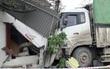 Người phụ nữ vô gia cư ngủ trên vỉa hè bị xe tải đâm tử vong