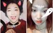 Ngắm loạt sao Hàn – Việt selfie biến hóa cực dễ thương