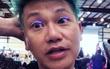 Anh chàng gốc Việt sáng tạo ra mốt gắn lông mi đèn LED nhấp nháy vui mắt