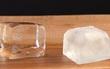 Mách bạn cách làm đá pha lê trong suốt xịn như nhà hàng