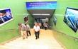 """Những tấm biển chú thích tiếng Trung """"nhan nhản"""" ở nhà ga mẫu La Khê, Ban quản lý nói gì?"""