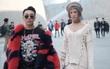 Seoul Fashion Week: Min xinh như gái Hàn, Hoàng Ku mặc áo lông 5kg giá 500 triệu ngồi ghế đầu xem show