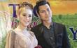 Lâm Chi Khanh sánh bước cùng ông xã sắp cưới đến dự ra mắt phim đam mỹ Việt