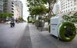 Trung tâm Sài Gòn sắp được lắp đặt thùng rác phát wifi để người dân có thể sử dụng Internet