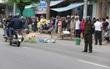 Xe buýt va chạm với xe máy: Cha chết thảm, con nguy kịch