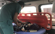 Cấp cứu khẩn cháu bé 8 tháng tuổi nguy kịch trên đảo Cù Lao Chàm đang bị cô lập vì sóng lớn