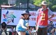 """Giới trẻ Việt Nam ngày càng hứng thú với môn thể thao """"vắt óc"""" ném bóng"""