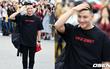 HOT: Ji Chang Wook xuất hiện chớp nhoáng với mái đầu trọc gây sốt trên đường nhập ngũ