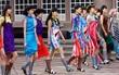 """ĐỘC: Có show diễn """"lưỡng long nhất thể"""" cả thời trang nam và nữ, chỉ sử dụng mẫu châu Á"""