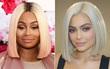 Để tóc mới, Kylie Jenner trông giống hệt... chị dâu lắm chiêu Blac Chyna
