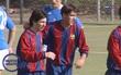 Thước phim chưa từng được công bố về Messi