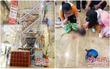 Trung tâm thương mại lắp đặt trò chơi cẩu thả, cô bé 5 tuổi ngã trọng thương, phải chăm sóc đặc biệt