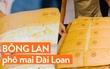 """Bánh bông lan phô mai - """"món lạ quen thuộc"""" đang đại náo phố đi bộ Nguyễn Huệ"""