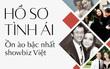 Hà Hồ và lùm xùm với 9 người đàn ông: Xứng đáng là hồ sơ tình ái ồn ào bậc nhất showbiz Việt!