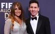 Messi tổ chức hai lễ cưới với bạn gái Antonella