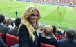 Hoa hậu Nga nổi bật trên khán đài xem Ronaldo thi đấu