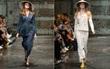 Không phải mũ nồi hay lưỡi trai, chiếc nón lá đậm chất Việt Nam mới là thứ xuất hiện ấn tượng nhất trên sàn runway Ý