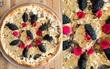Giàu như bạn trai Ngọc Trinh thì hãy nghĩ tới pizza dát vàng 45 triệu đồng