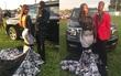 """Nữ sinh 17 tuổi gây ấn tượng trong buổi dạ tiệc trường với chiếc váy mang thông điệp """"Black Lives Matter"""""""