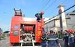 Cháy Công ty may ở Cần Thơ, ngày thứ 5 vẫn hối hả phun nước