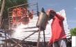 Giờ đây người ta đã có thể nướng chín gà bằng năng lượng mặt trời chỉ trong 15 phút