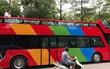Hà Nội sắp có xe buýt 2 tầng mui trần phục vụ khách du lịch