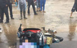 Hai vợ chồng tử vong thương tâm sau khi va chạm với xe tải