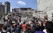 50 người được cứu sống sau trận động đất kinh hoàng ở Mexico