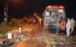 Tai nạn liên hoàn trên đường Hồ Chí Minh, hàng chục người thương vong