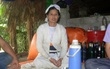Vợ đau đớn làm lễ tang cho chồng bị lũ cuốn trôi không tìm thấy xác ở Hòa Bình
