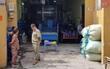 Nam công nhân tử vong bất thường trên xe ba gác ở TP.HCM