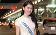 Thùy Dung tự tin nói tiếng Anh như gió, một mình mang 140 kg hành lý đến Nhật tham dự Miss International