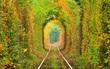 Những con đường phủ đầy hoa tươi như trong truyện cổ tích
