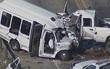 Hai ô tô đấu đầu ở Texas, hàng chục người chết