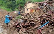 Lở đất kinh hoàng làm 24 người thiệt mạng ở Kyrgyzstan