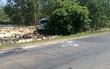 Bình Thuận: Đưa xe ra khỏi hố, tài xế rú ga tông chết nữ sinh