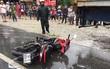 Bình Thuận: Sinh viên tử vong sau va chạm với xe container