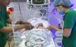 TP.HCM: Cứu sống bé sơ sinh chỉ nặng 1,3kg trong tình trạng suy hô hấp nặng