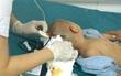 Thái Bình: Bé trai 3 tuổi đi học ở trường mầm non bị tụ máu 1/4 não phải mổ cấp cứu