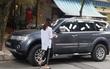 UBND phường xác minh việc cô gái dán băng vệ sinh quanh ô tô vì đỗ trước cửa hàng ở Hà Nội