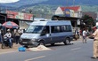 Cùng đoàn phượt chạy xe máy lên Đà Lạt, nam thanh niên tử vong sau va chạm xe khách
