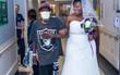 Thương cha già mắc bạo bệnh, cô gái tổ chức đám cưới tại bệnh viện, thỏa ước nguyện cuối cùng của cha