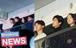 Yoona gây bão khi cùng 2 trai đẹp Park Hyung Sik và Park Seo Joon đi xem concert của BTS