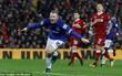 Rooney nổ súng giúp Everton thoát thua Liverpool