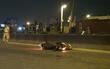 TP. HCM: Băng qua đường, bé trai 12 tuổi bị xe máy tông nguy kịch