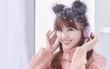 """Hari Won """"hồi teen"""", buộc tóc na tra nhí nhảnh trong MV Giáng sinh"""