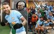 Mourinho bị ném chai vào đầu trong lúc cãi nhau với cầu thủ Man City